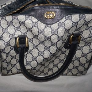 Vintage Gucci Crossbody Purse